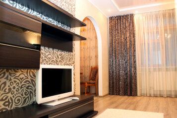 1-комн. квартира, 85 кв.м. на 6 человек, улица Аллея Героев, 4, Центральный район, Волгоград - Фотография 2