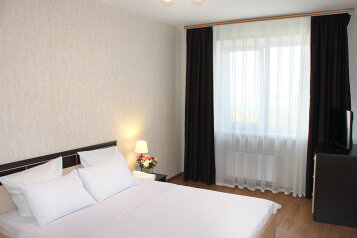 2-комн. квартира, 55 кв.м. на 5 человек, проспект имени В.И. Ленина, 72А, Центральный район, Волгоград - Фотография 3