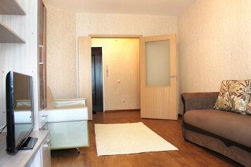 2-комн. квартира, 55 кв.м. на 5 человек, проспект имени В.И. Ленина, Центральный район, Волгоград - Фотография 4