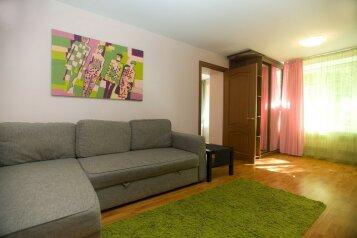 2-комн. квартира, 44 кв.м. на 5 человек, Грузинский переулок, Москва - Фотография 1