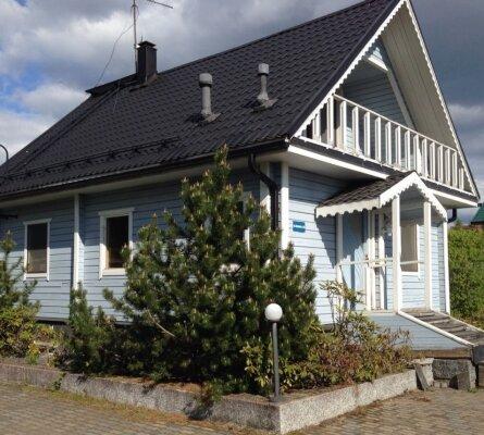 Теплый дом с бильярдом и банькой, 150 кв.м. на 15 человек, 5 спален