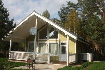 Новый теплый коттедж рядом с горнолыжным курортом, 120 кв.м. на 8 человек, 3 спальни, Красное озеро, 4, Коробицыно - Фотография 2