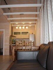 Новый теплый коттедж рядом с горнолыжным курортом, 120 кв.м. на 8 человек, 3 спальни, Красное озеро, Коробицыно - Фотография 4