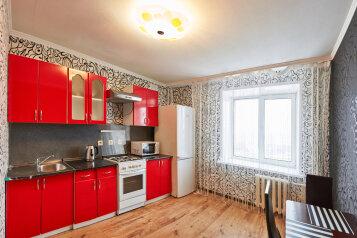 1-комн. квартира, 45 кв.м. на 4 человека, улица Карельцева, Курган - Фотография 3
