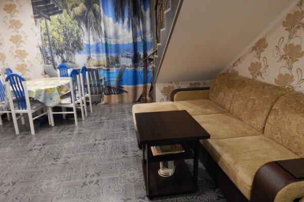 Бунгало, 90 кв.м. на 6 человек, 3 спальни, Солнечная, 40, Банное - Фотография 1
