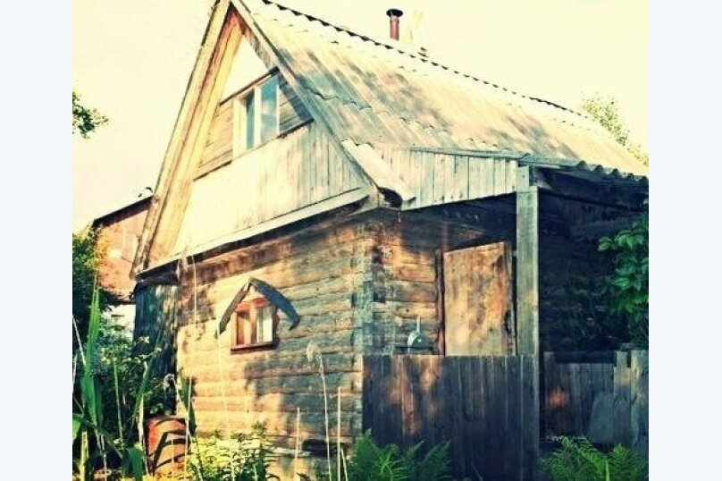 Большой дом для праздников у озера, 150 кв.м. на 12 человек, 4 спальни, Никольское шоссе, 1, деревня Никольское, Вырица - Фотография 6