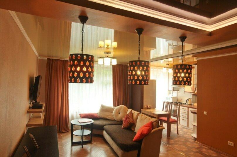 1-комн. квартира, 31 кв.м. на 3 человека, Грузинский переулок, 10, Москва - Фотография 5