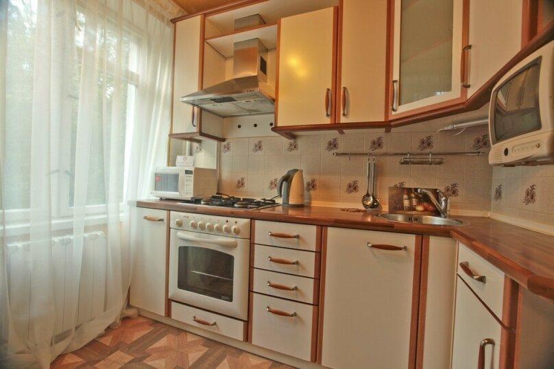 1-комн. квартира, 31 кв.м. на 3 человека, Грузинский переулок, 10, Москва - Фотография 9