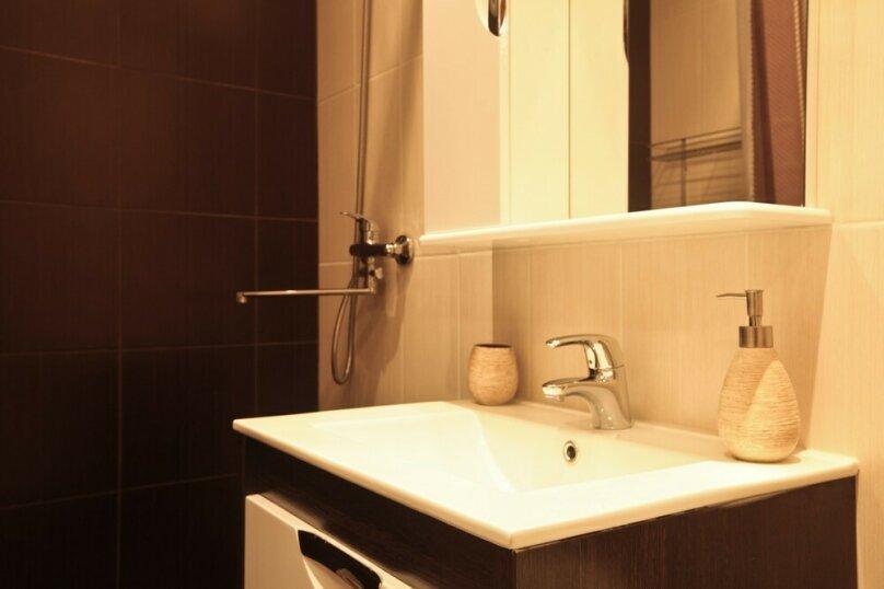 1-комн. квартира, 31 кв.м. на 3 человека, Грузинский переулок, 10, Москва - Фотография 12