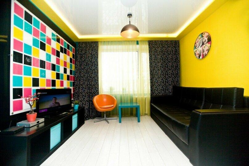 1-комн. квартира, 32 кв.м. на 4 человека, Волков переулок, 5, Москва - Фотография 1