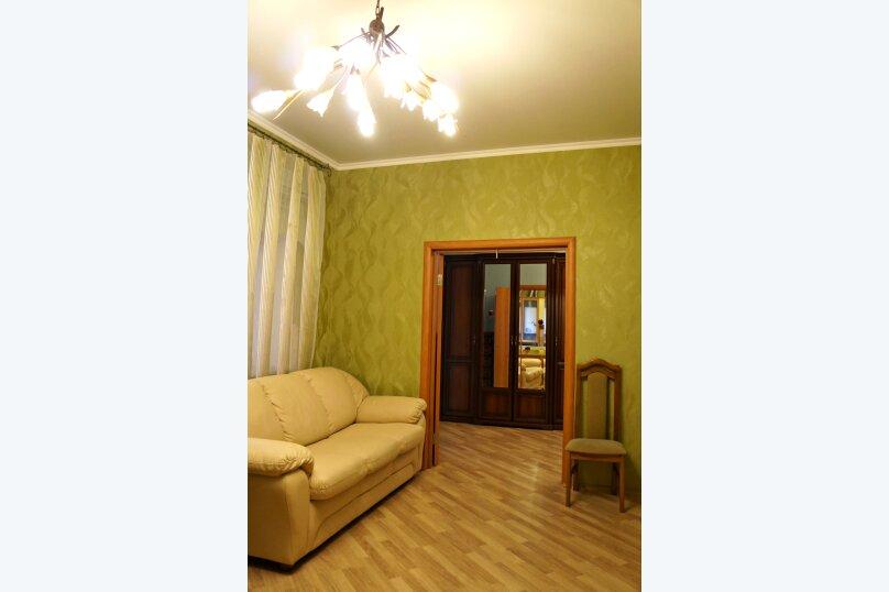 2-комн. квартира, 59 кв.м. на 4 человека, улица Калинина, 30, Казань - Фотография 6