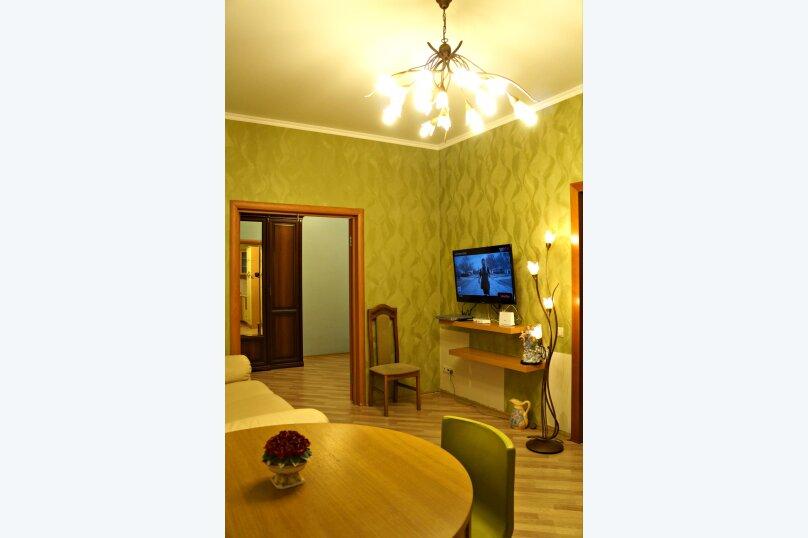 2-комн. квартира, 59 кв.м. на 4 человека, улица Калинина, 30, Казань - Фотография 9