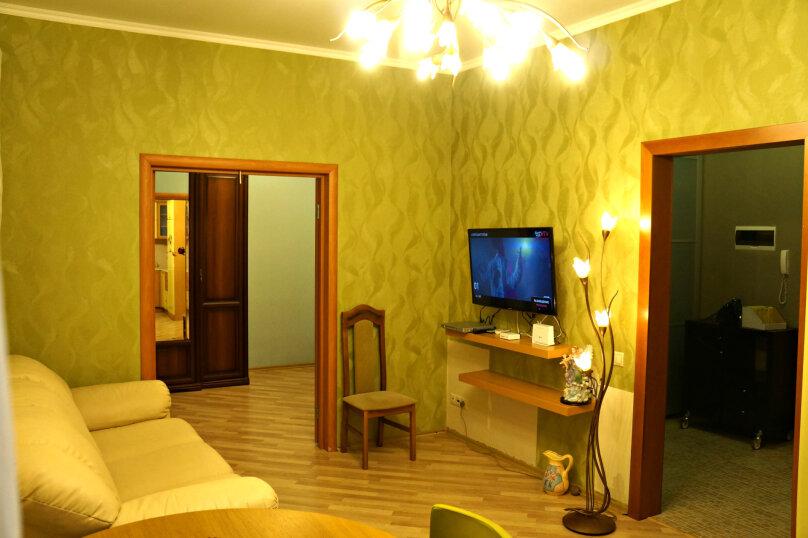 2-комн. квартира, 59 кв.м. на 4 человека, улица Калинина, 30, Казань - Фотография 10