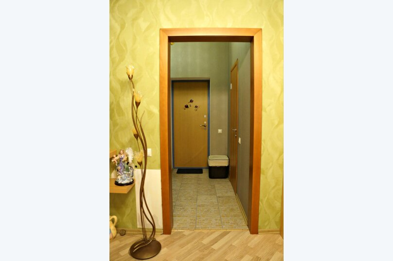 2-комн. квартира, 59 кв.м. на 4 человека, улица Калинина, 30, Казань - Фотография 16