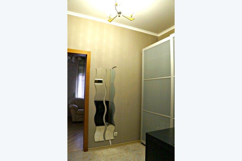 2-комн. квартира, 59 кв.м. на 4 человека, улица Калинина, 30, Казань - Фотография 18