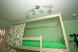 Трехместный номер двухъярусной и односпальной кроватями:  Номер, Стандарт, 3-местный - Фотография 53