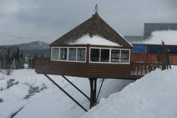 Коттедж из кедрового бруса, 100 кв.м. на 14 человек, 3 спальни, улица Дзержинского, Шерегеш - Фотография 3