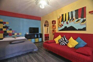 3-комн. квартира, 58 кв.м. на 8 человек, Большая Грузинская улица, вл62/1, Москва - Фотография 1