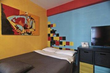 3-комн. квартира, 58 кв.м. на 8 человек, Большая Грузинская улица, вл62/1, Москва - Фотография 3