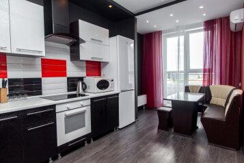 2-комн. квартира, 45 кв.м. на 5 человек, Красная улица, 176, Краснодар - Фотография 1