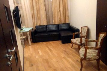 3-комн. квартира, 75 кв.м. на 8 человек, улица Арбат, 51с1, Москва - Фотография 2