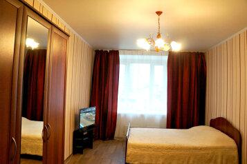 1-комн. квартира, 55 кв.м. на 4 человека, улица Сибгата Хакима, Казань - Фотография 2