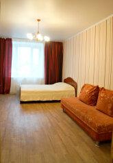 1-комн. квартира, 55 кв.м. на 4 человека, улица Сибгата Хакима, Казань - Фотография 3