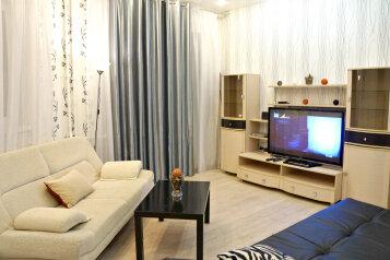 2-комн. квартира, 80 кв.м. на 7 человек, улица Адоратского, 1А, Казань - Фотография 2