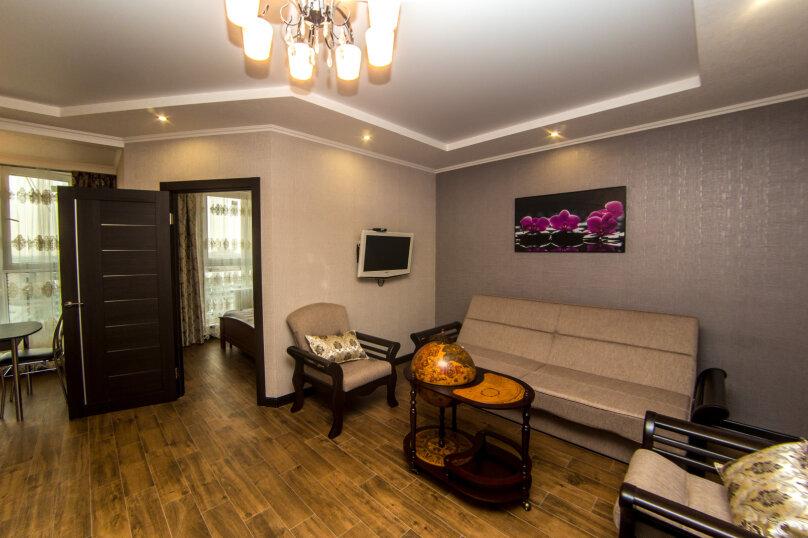 2-комн. квартира, 45 кв.м. на 3 человека, Красная улица, 176, Краснодар - Фотография 7