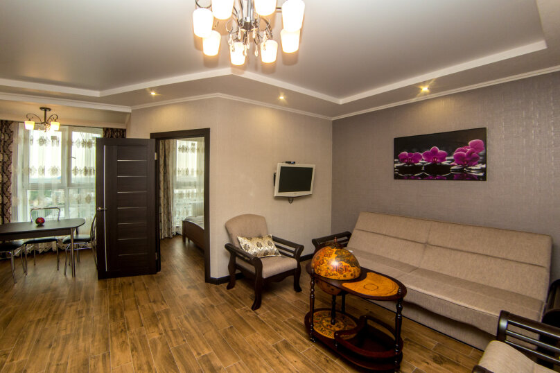 2-комн. квартира, 45 кв.м. на 3 человека, Красная улица, 176, Краснодар - Фотография 8