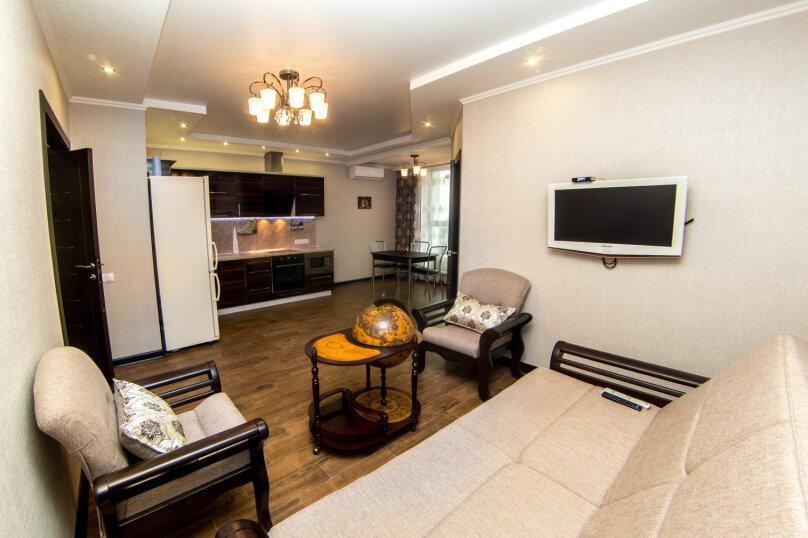 2-комн. квартира, 45 кв.м. на 3 человека, Красная улица, 176, Краснодар - Фотография 12