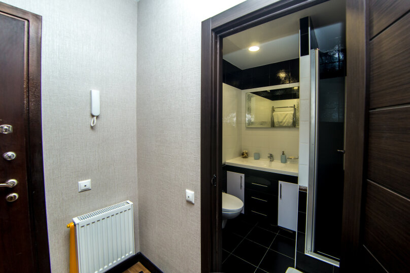 2-комн. квартира, 45 кв.м. на 3 человека, Красная улица, 176, Краснодар - Фотография 17