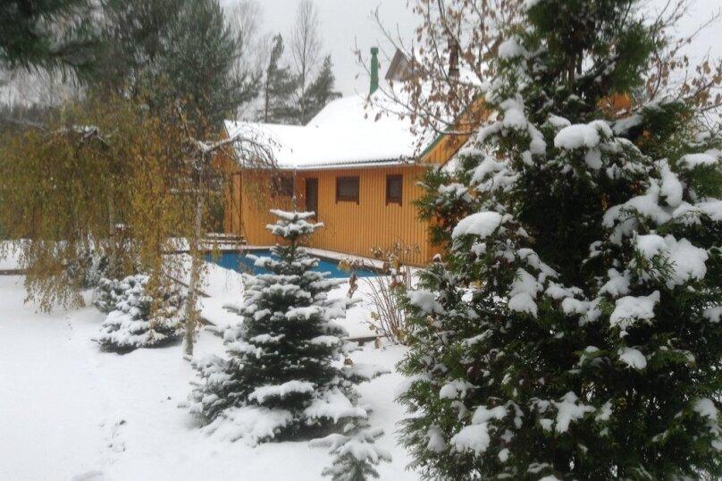 Теплый новый  дом с банькой, 75 кв.м. на 6 человек, 2 спальни, Колхозная улица, 3, Всеволожск - Фотография 1