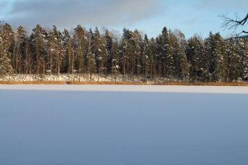 Домик в 5 метрах от озера в лесу, 30 кв.м. на 4 человека, 2 спальни, Лужская лилия, 1, Луга - Фотография 2
