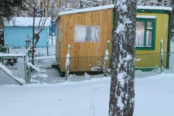 Домик в 5 метрах от озера в лесу, 30 кв.м. на 4 человека, 2 спальни, Лужская лилия, 1, Луга - Фотография 3