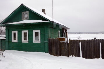Дом у реки, 33 кв.м. на 5 человек, улица Челюскинцев, Калязин - Фотография 1