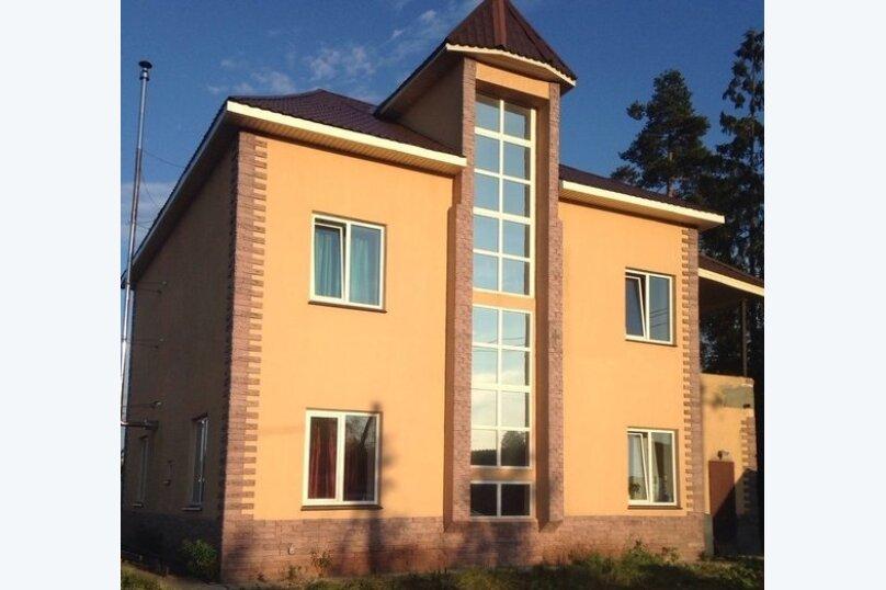Большой комфортабельный дом для дружной компании, 360 кв.м. на 20 человек, 4 спальни, микрорайон Черная Речка, 1, Парголово - Фотография 1