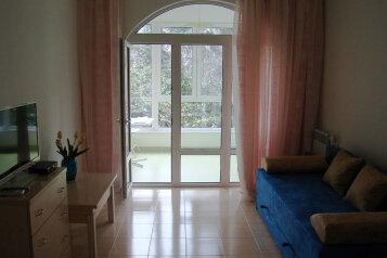 1-комн. квартира, 37 кв.м. на 4 человека, манагарова, 1, Ялта - Фотография 3