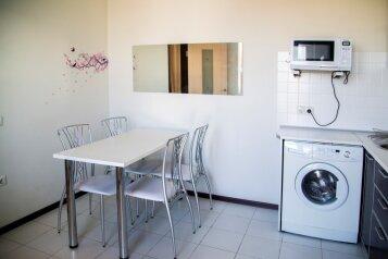 1-комн. квартира, 42 кв.м. на 4 человека, улица Авиаторов, 23, Красноярск - Фотография 2
