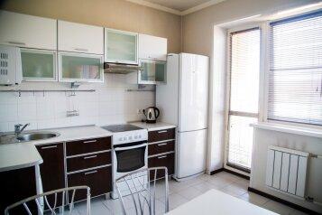 1-комн. квартира, 42 кв.м. на 4 человека, улица Авиаторов, 23, Красноярск - Фотография 4