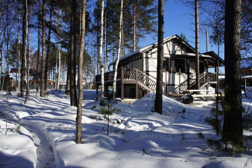 Альпийский домик , 95 кв.м. на 6 человек, 3 спальни, Снежная улица, 2, Байкальск - Фотография 1