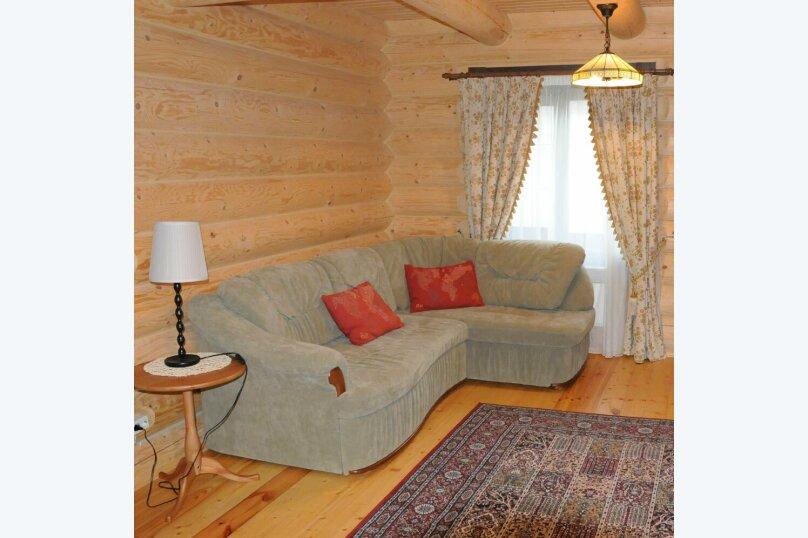 Новый комфортабельный  коттедж с катком у пруда, 120 кв.м. на 7 человек, 3 спальни, дер. Ивановское, № 6, Осташков - Фотография 7