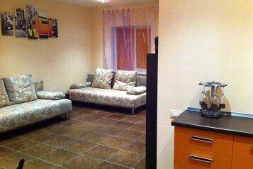 Бунгало, 40 кв.м. на 4 человека, 1 спальня, Солнечная, Банное - Фотография 4