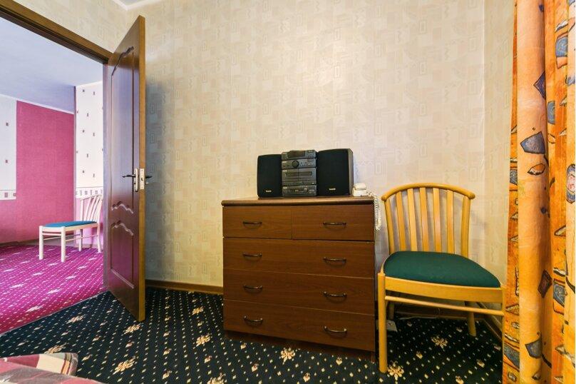 2-комн. квартира, 37 кв.м. на 4 человека, переулок Огородная Слобода, 10, Москва - Фотография 7