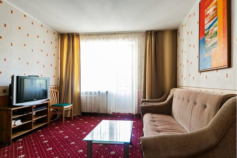 2-комн. квартира, 37 кв.м. на 4 человека, переулок Огородная Слобода, 10, Москва - Фотография 9