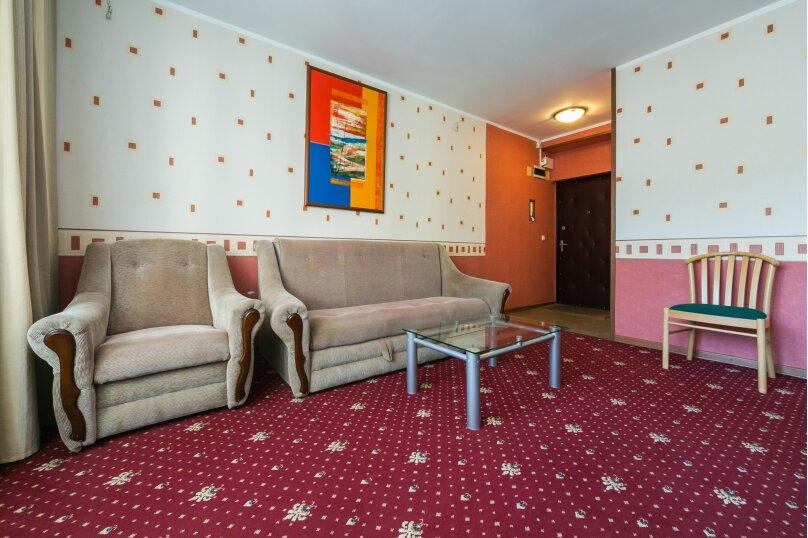2-комн. квартира, 37 кв.м. на 4 человека, переулок Огородная Слобода, 10, Москва - Фотография 12