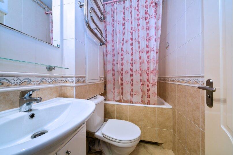 2-комн. квартира, 37 кв.м. на 4 человека, переулок Огородная Слобода, 10, Москва - Фотография 19