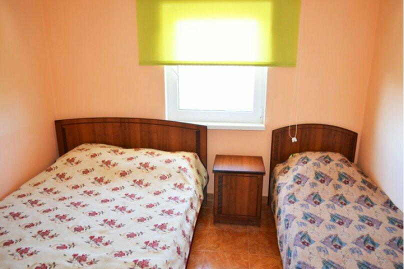 5 местный 2-х комнатный номер на 3 этаже ЛЮКС, улица Бехтерева, 5, Вишневка, Сочи - Фотография 1