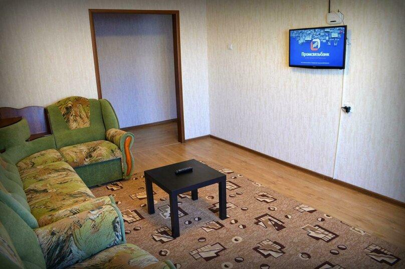2-комн. квартира, 49 кв.м. на 6 человек, улица Ильи Мухачева, 258, Бийск - Фотография 2