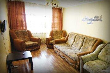 1-комн. квартира, 39 кв.м. на 4 человека, Коммунарский переулок, 27, Бийск - Фотография 1
